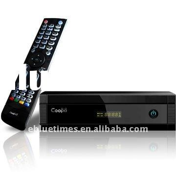 dual tuner dvb-t recorder with A/V in recording Network Media player