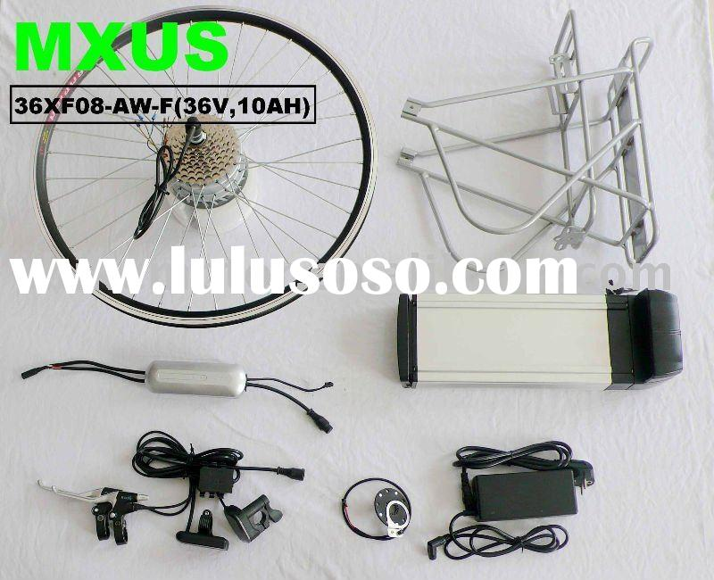 electric bicycle conversion kit ,ebike hub motor&lithium batter&controller