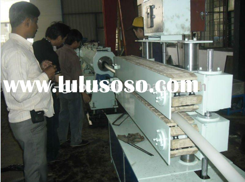 electrical pvc pipe production machine/PVC conduit production machine