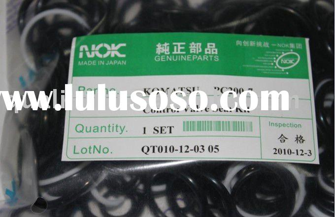 excavator parts control valve seal repair kit for CAT KOBELCO KOMATSU HITACHI KATO SUMITOMO,VOLVO, D