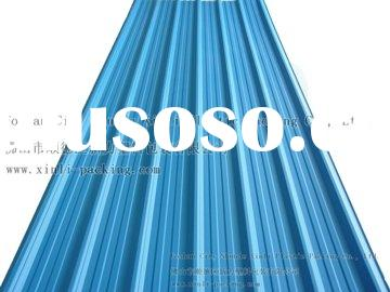 exclusive manufacturer/New roofing materials plastic UPVC Corrugated Roof Sheet-TG117