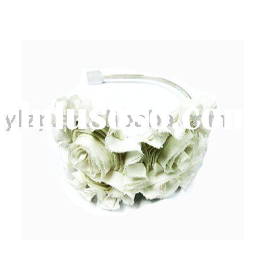 fashion hair accessory, flower hair band,hair ornament