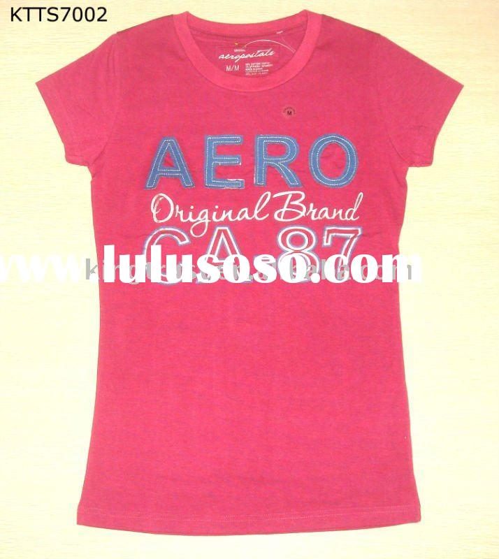 fashion ladies' t shirts