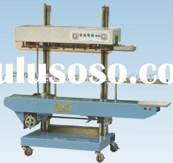 film sealing machinery plastic bag sealer