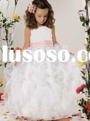 flower girl dress 2011 hot sale