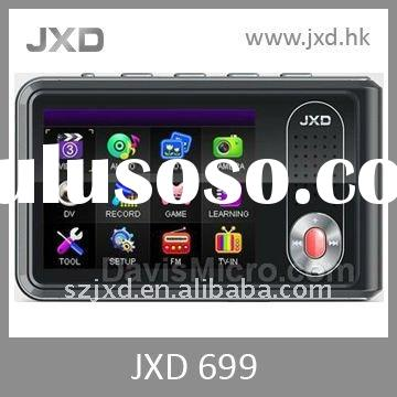 fm mp4 player with digital camera (JXD 699)