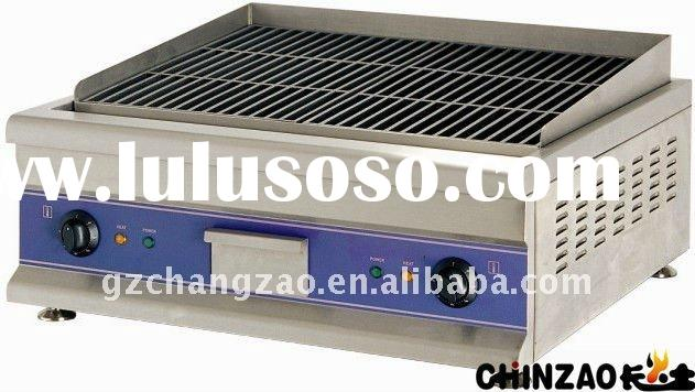 food service equipment .electric chargrill