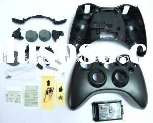 for XBOX 360 Evolve Black Chrome Controller Shell Controller