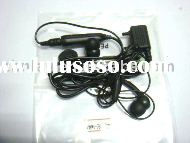 for sony ericsson handset/supply mobile phone headset/cell phone handsfree/HPM -70 handsfree