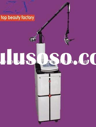 fractional co2 laser acne scars removal smooth wrinkles beauty machine