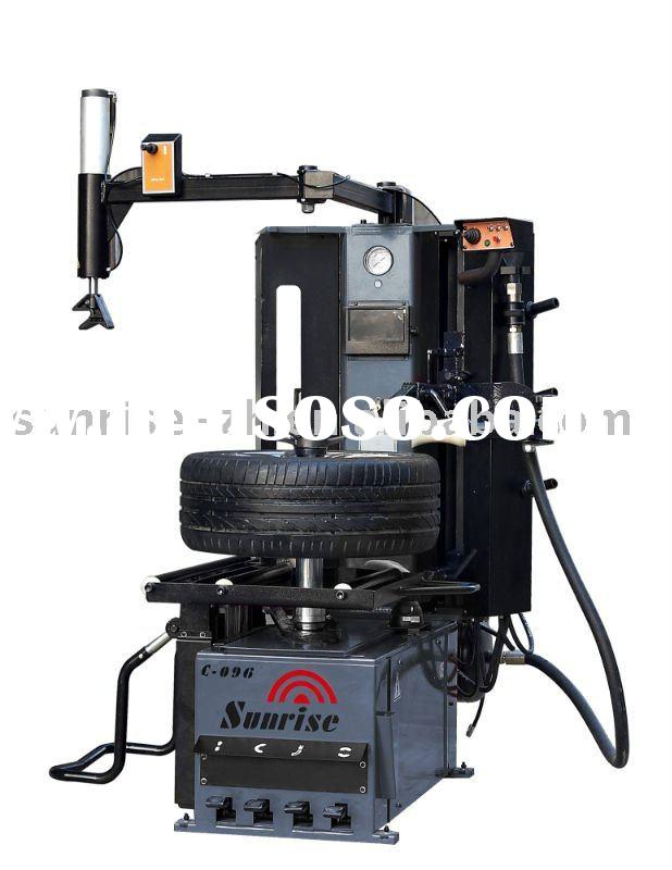 fullautomatic tire changer with tilting column&wheel changer&car tire changing machine(with