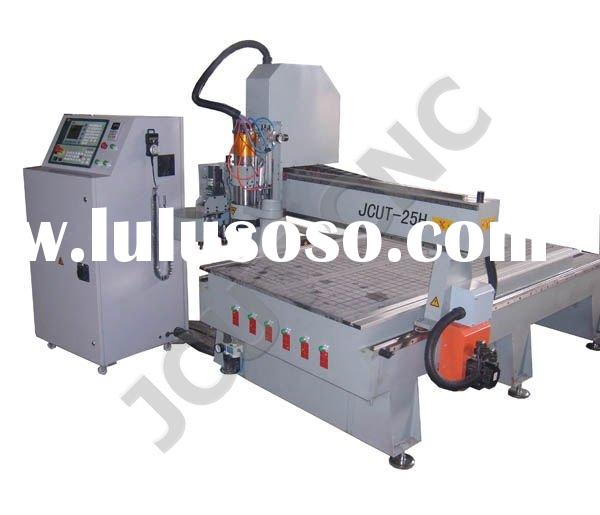 furniture making CNC router JCUT-25H(with Auto Tool Changer)