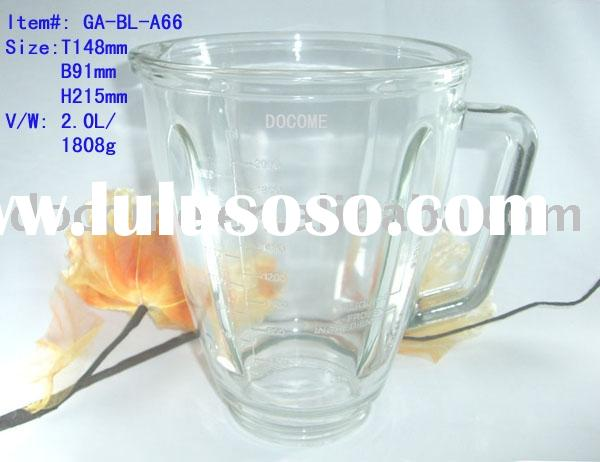 glass food processor components: blender spare parts