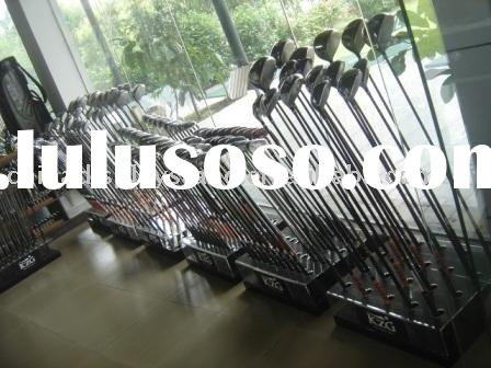 golf club holder ,ball display rack, golf box,ball stand, golf display case,acrylic box , acrylic di