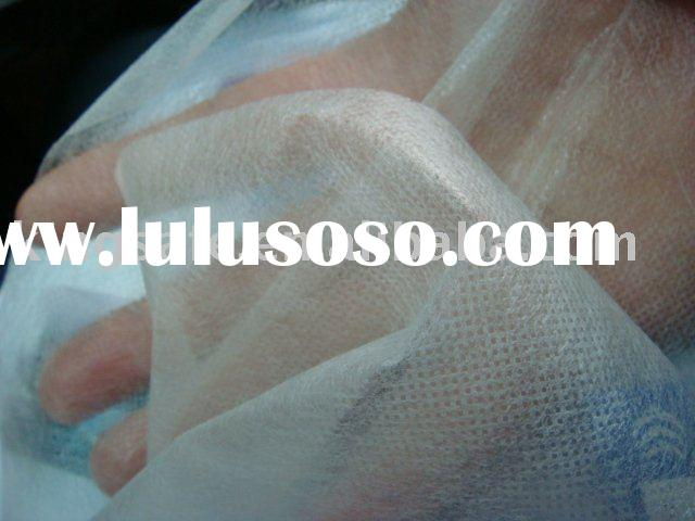 good price hydrophilic PP spunbond nonwoven fabric(roll material) for baby diaper