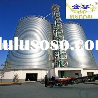 grain silo 500ton feed silo