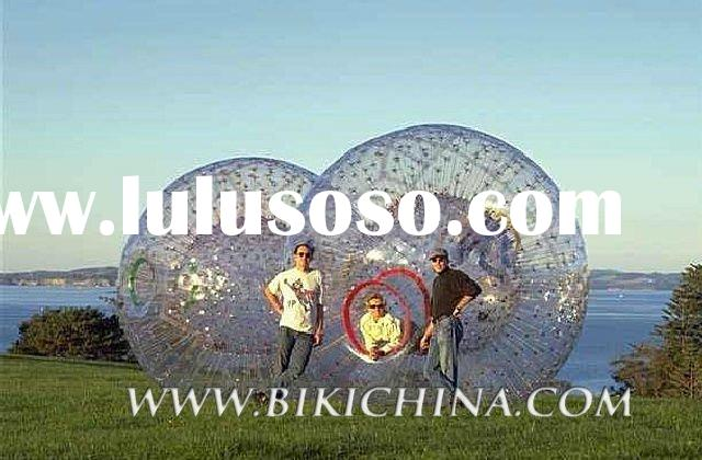 grass zorb ball with good price