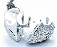 heart shape USB Flash Drive,gift usb disk, metal usb disk
