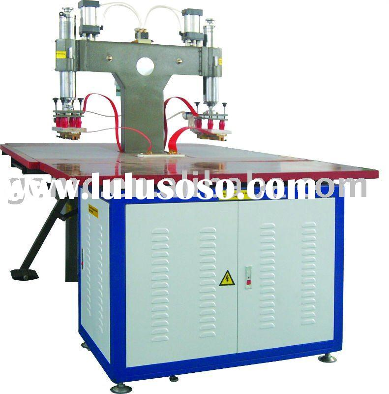 high frequency blister sealing packing machine
