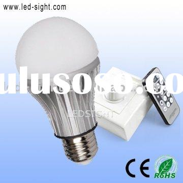 high power 7W dimmable led light bulb