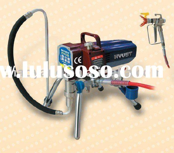 high pressure airless sprayer