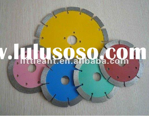 high quality granite dry used diamond saw blade