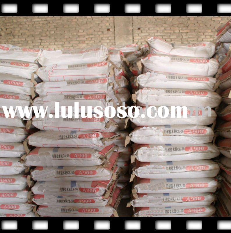high strength aluminate refractory cement with competivity price