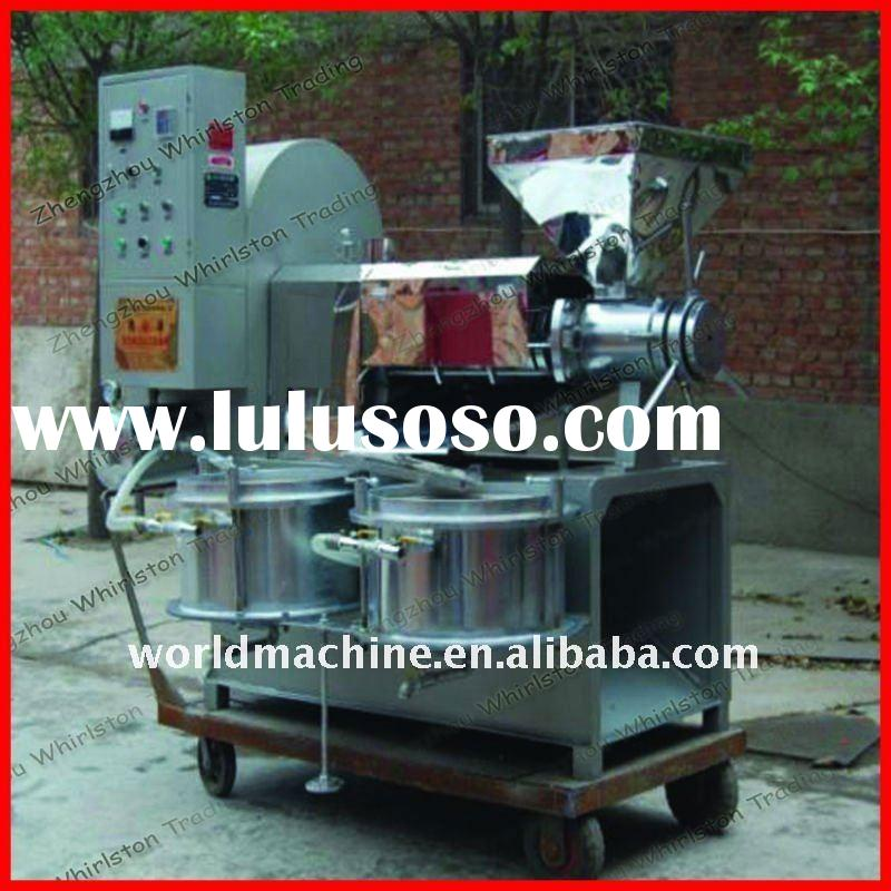 home olive cold press edible oil blending machine