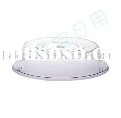 hotel&restaurant supplies-Acrylic(AS)-11 Inch Food Round Cover-Bakest-8436#