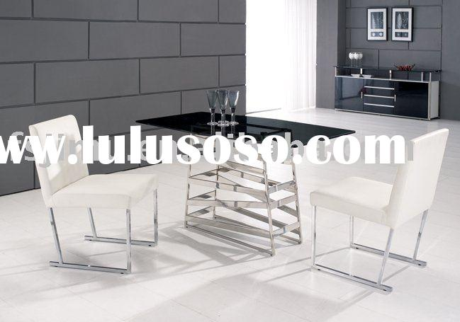 household dining furniture stainless steel kitchen tables