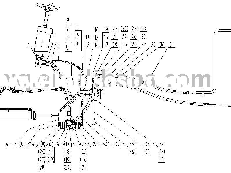 Power Boat Power Boat Hydraulic Steering Systems