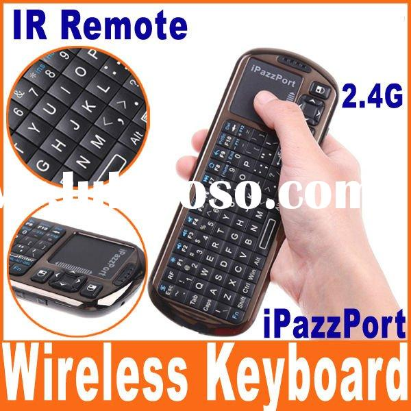 iPazzPort android/google tv wireless keyboard with 2 mode IR Remote
