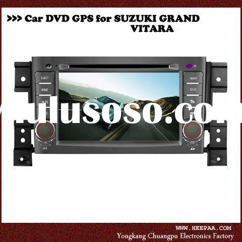 in car dvd player, car gps for suzuki grand vitara