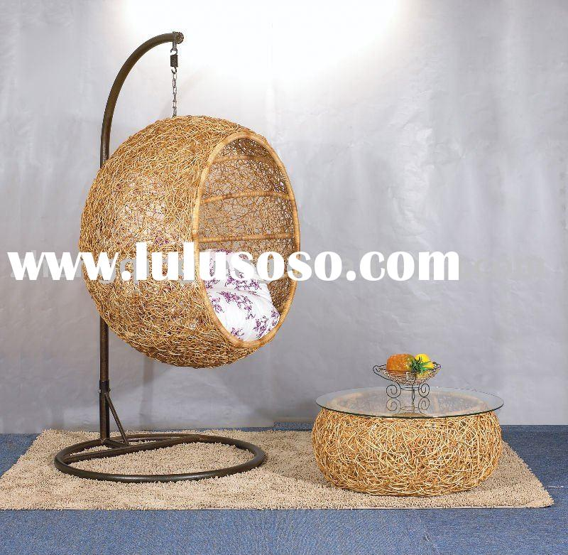 indoor hanging wicker chairs 2