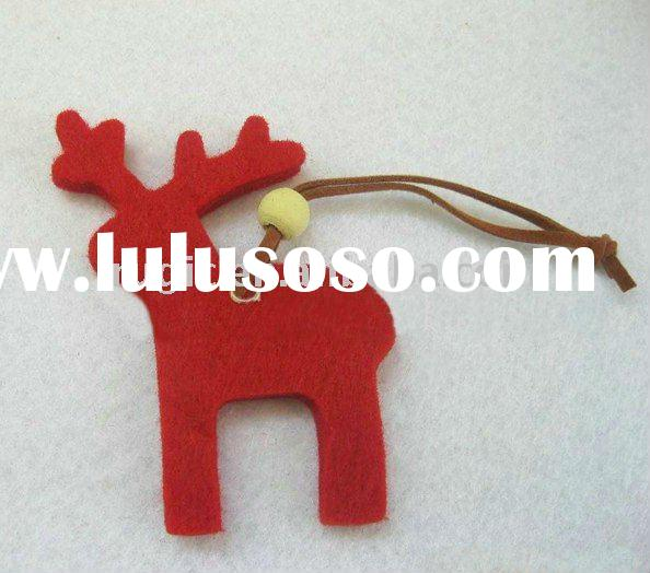 Felt Christmas Reindeer Patterns http://www.lulusoso.com/products/Wood-Christmas-Ornament-Patterns.html