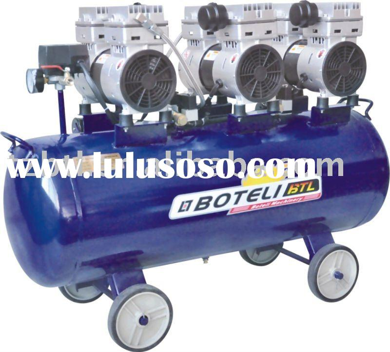 industrial portable piston air compressor