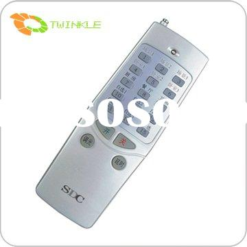 intelligent household system,LED remote,dimmer RF remote control