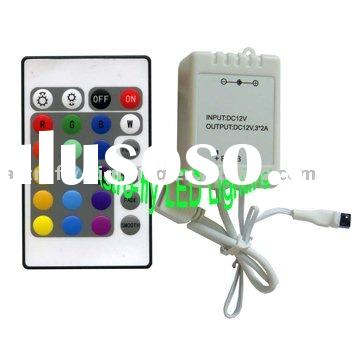 ir rgb led strip remote control