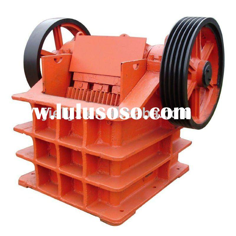 jaw crusher plans