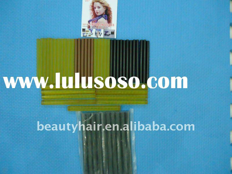 keratin glue stick/keratin sticks for extensions/glue stick for hair extensions