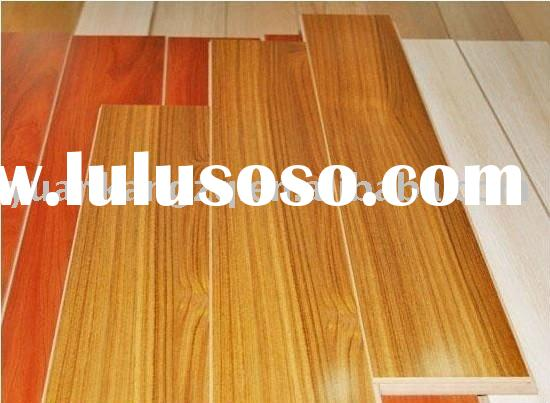 laminate flooring(AC3/AC4 unilin waterproof wooden made of HDF board with click system )