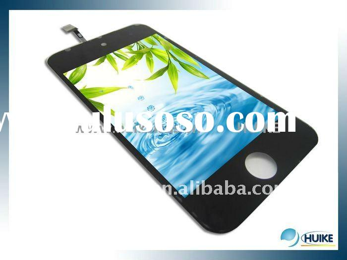 lcd screen assembly replacement ipod touch 4g with wholesales price