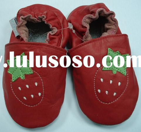 leather baby shoe,baby shoe,walking shoes,soft sole baby shoes