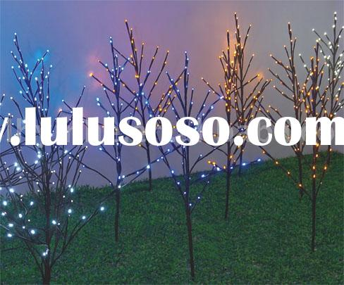 led light twig LED flashing lights/CHRISTMAS LED TREE LIGHTS FOR LAWN DECOR,HOLIDAY LED LIGHT
