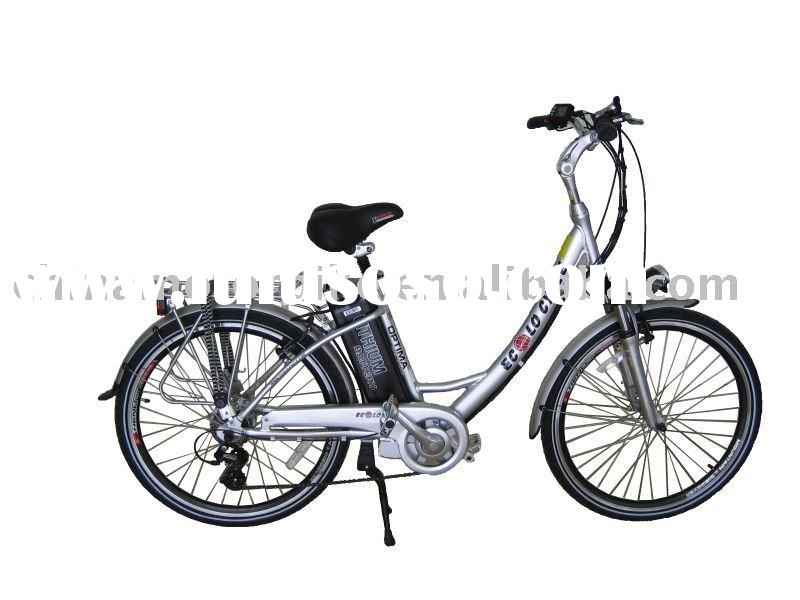 li-ion battery electric bicycle with EN15194 and EN14764