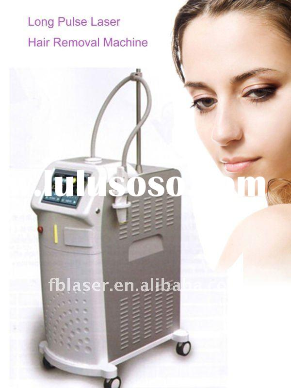 long pulse nd yag laser hair removal machine