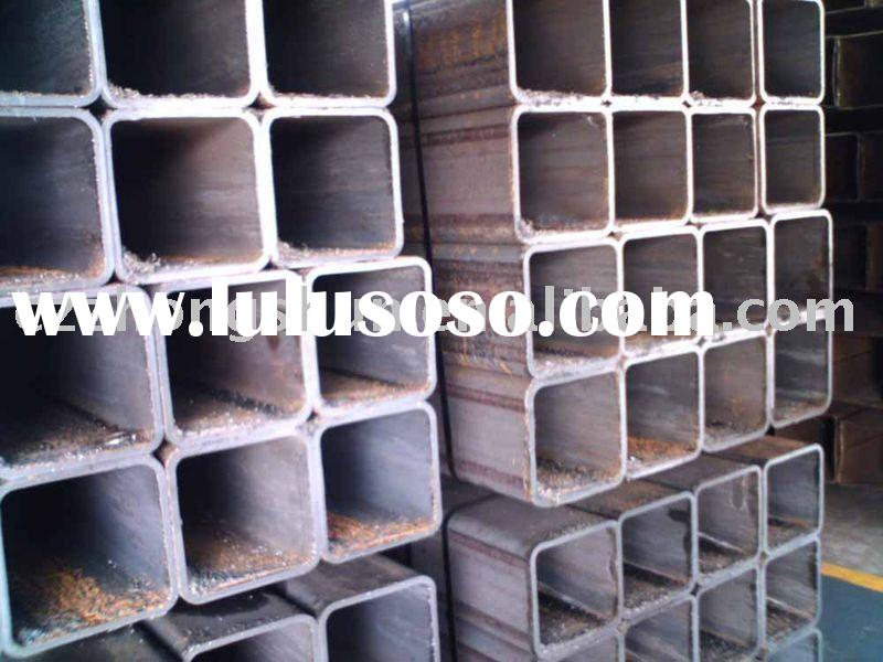 low carbon square steel pipe SS400/Q235