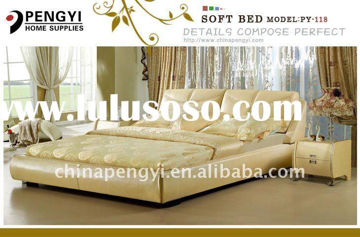 luxury bedroom furniture PY-118