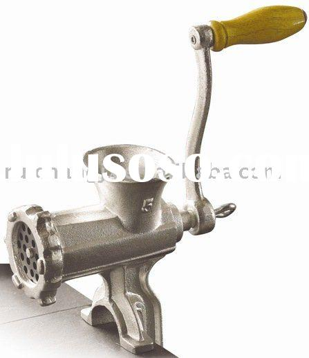meat mincer grinder, manual meat mincer 5#, 8#, 10#