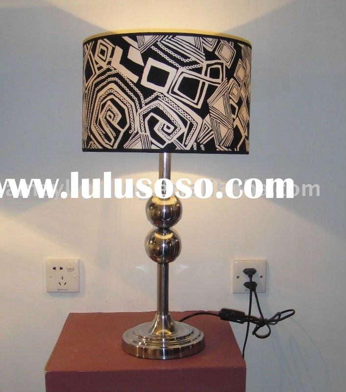 metal base table lamp MT4701
